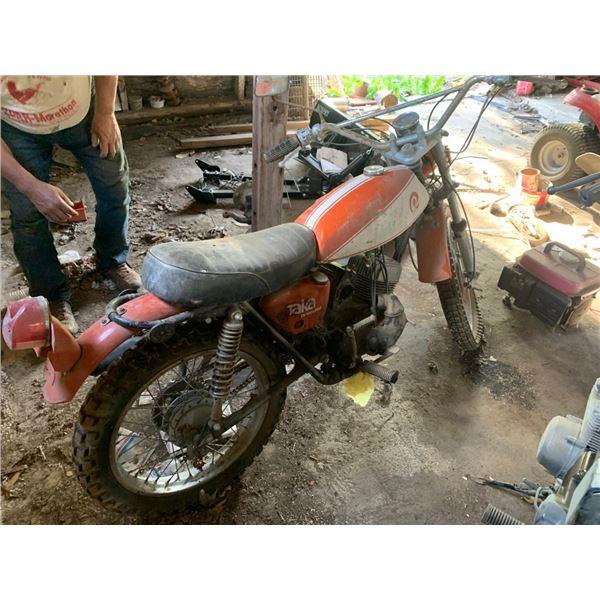 TAKA by Rockford dirtbike - not running
