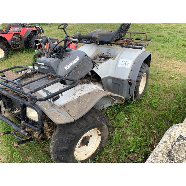 Kawasaki ATV for parts
