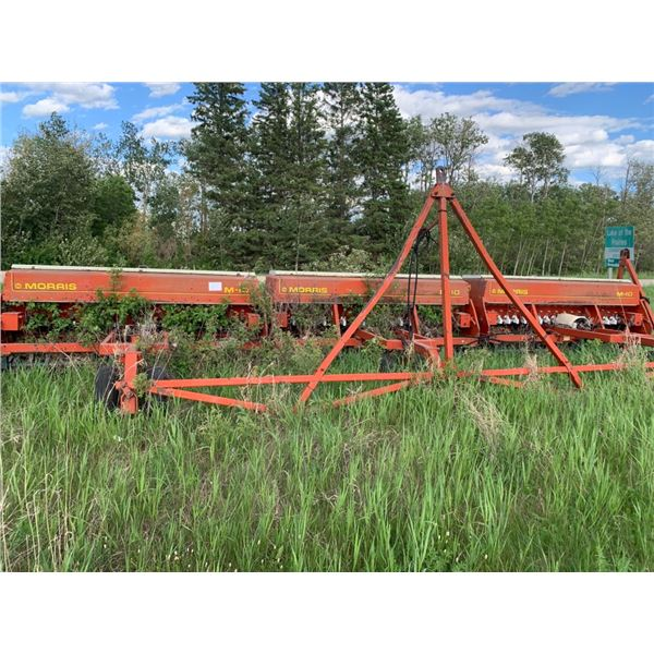 Morris M10 24ft seed drill