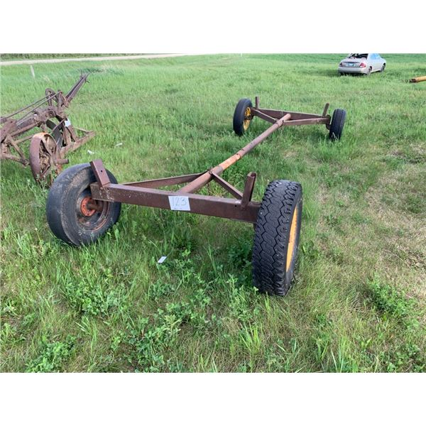 4 wheel farm trailer