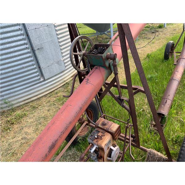 6x27 grain auger