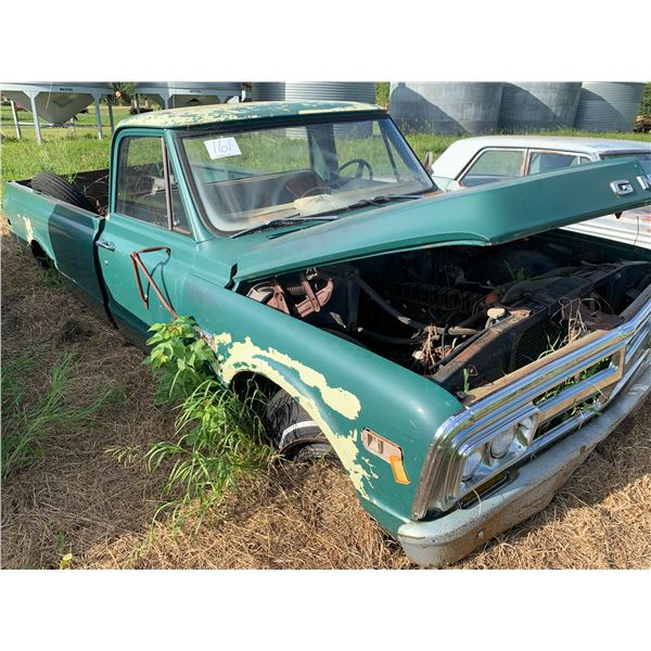 196? GMC 910 Truck for Parts/Restoration