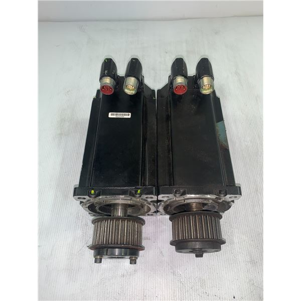 (2) - Allen-Bradley MPL-B4530F-HJ74AA Inverter Duty AC Servo Motors