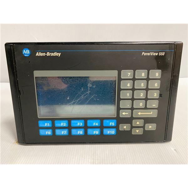 Allen-Bradley 2711-K5A5 PanelView 550
