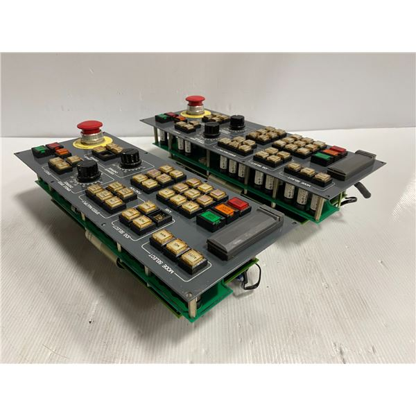 (2) - Allen-Bradley 8520-MTB2 Control Panels