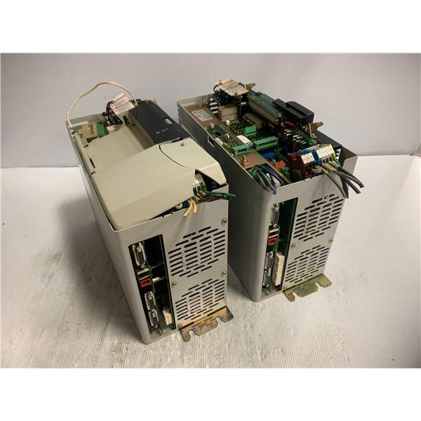 (2) - Allen-Bradley 8520-3S10A-BAT-EX4-S-1-2-3-4-5-7 3-AXIS 10KW System Modules