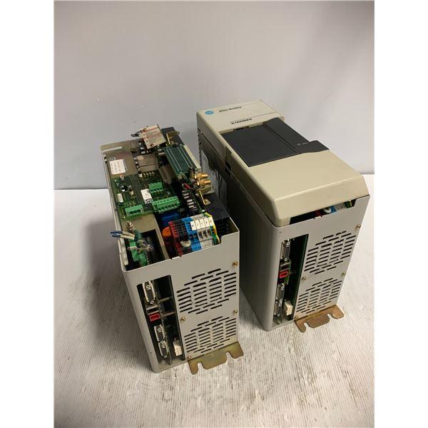 (2) - Allen-Bradley 8520-1S5A-BAT-EX4-T1-Y-4-5-7 1-AXIS 5KW System Modules