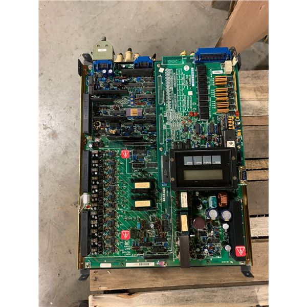 Allen-Bradley 8510A-A11-A2 AC Spindle Controller (missing cover)