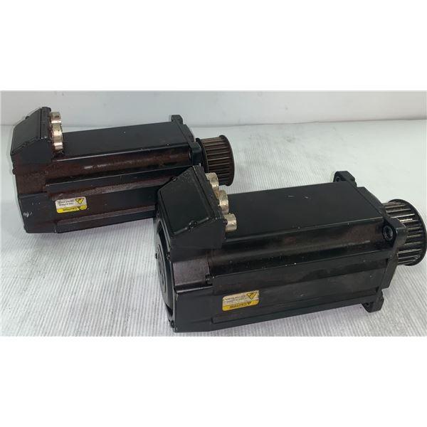 (2) Allen Bradley #MPL-B4530F-HJ24AA Servo Motors