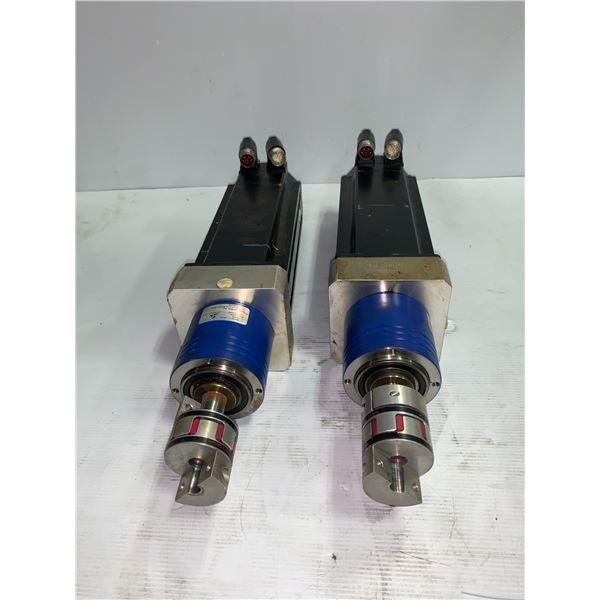 (2) - Allen-Bradley MPL-B4560F-MJ74AA Inverter Duty AC Servo Motors