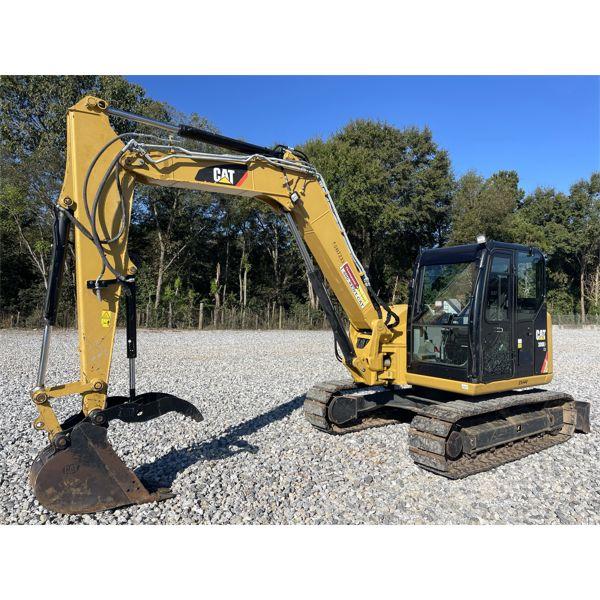 2018 CAT 308E2 CR Excavator