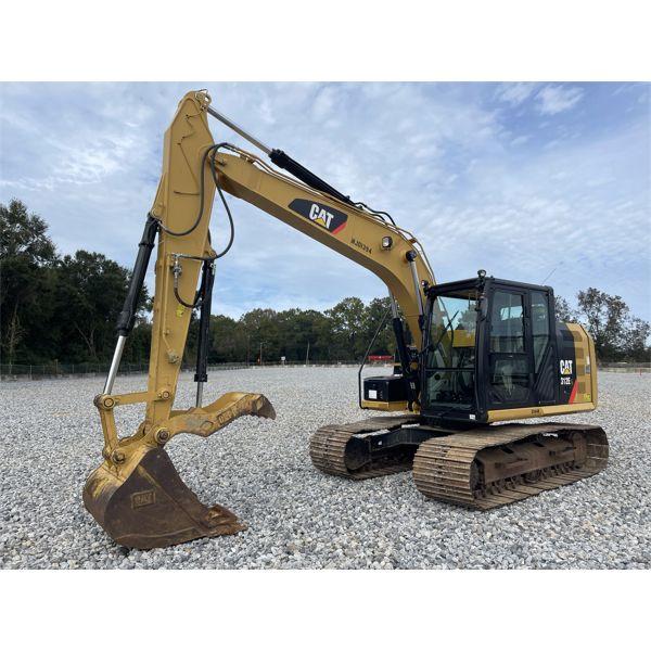 2015 CAT 312EL Excavator