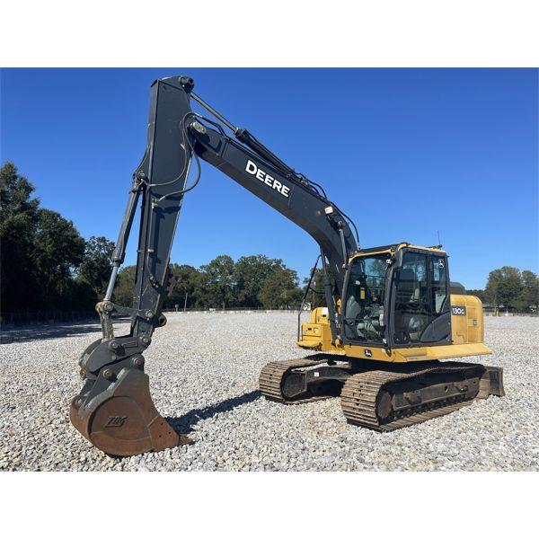 2016 JOHN DEERE 130G Excavator