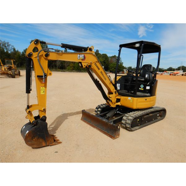 2021 CAT 303E CR Excavator - Mini