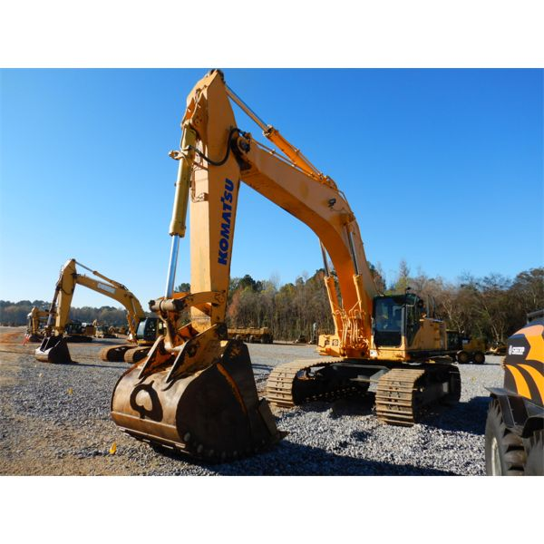 2005 KOMATSU PC750LC-7 Excavator