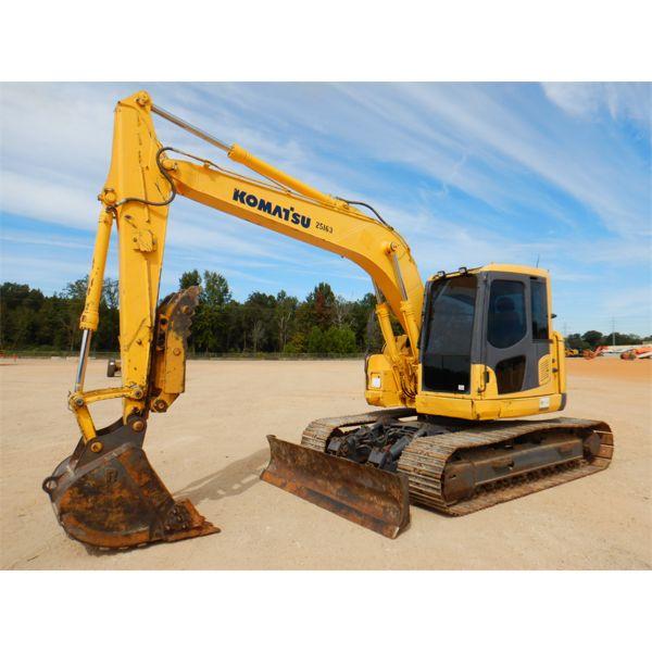 2010 KOMATSU PC138USLC-8 Excavator