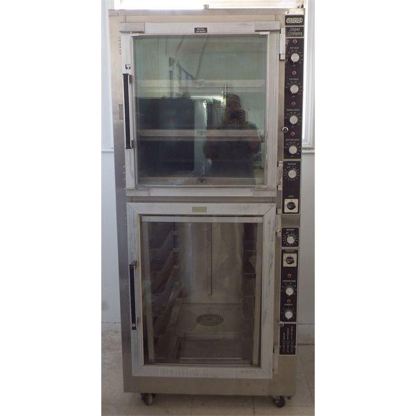 Used Blimpie OP-3 Oven/Proofer Combination