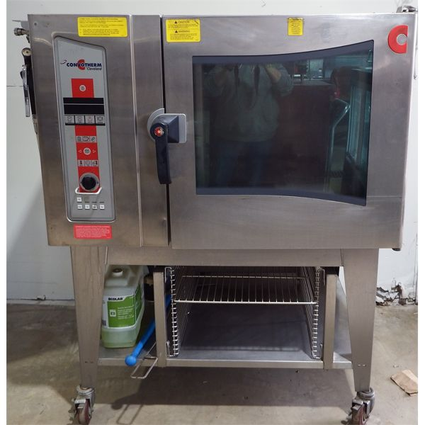 Used Cleveland Range Convotherm Elec. Combi Full Size Oven Steamer
