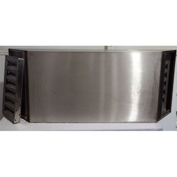 Used Exhaust Hood-works with lot#278