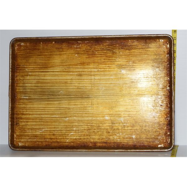 """Lot of 12 Used Baking Sheets 17 1/2"""" x 25 1/2"""""""
