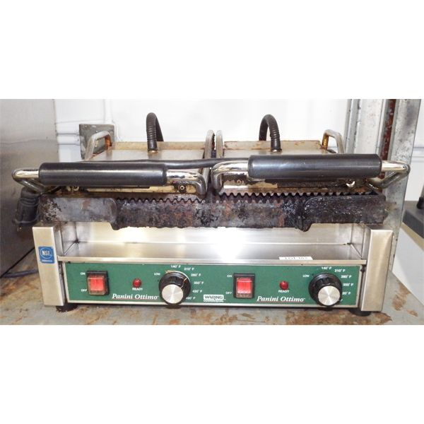 Used PaninioHimo Double Sided Press