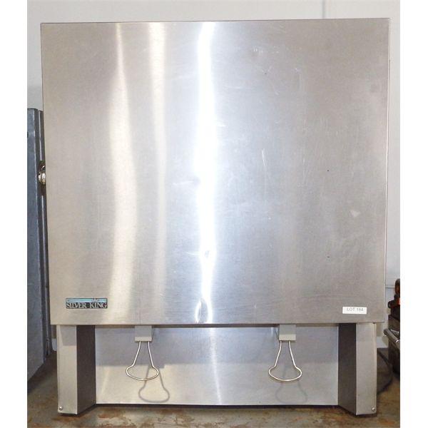 Used Silver King Milk Dispenser Cooler