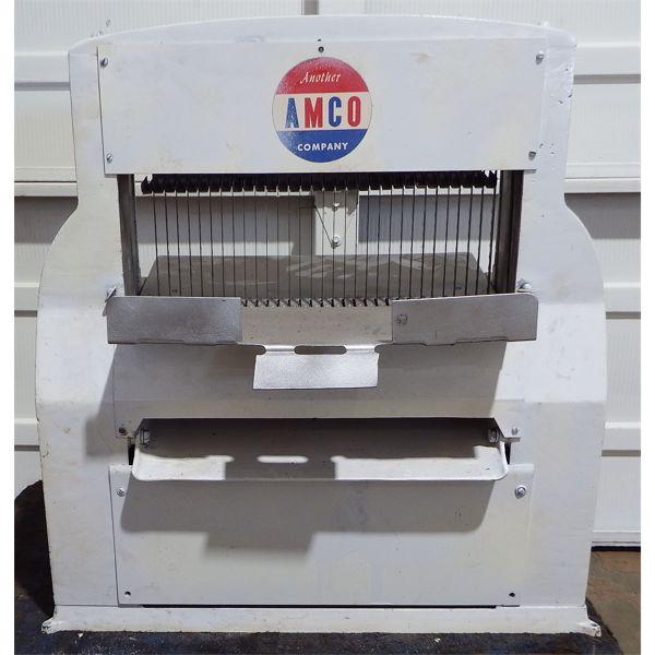 Used AMCO Bread Slicer