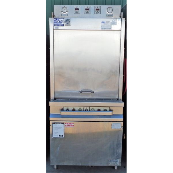 Used LVO-FL14 Front Load Pan Washer