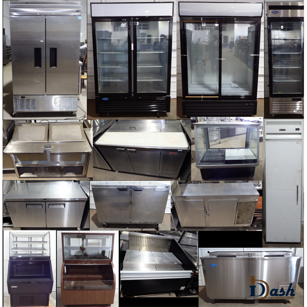 Take a look at all the cooling equipment that is in THIS auction
