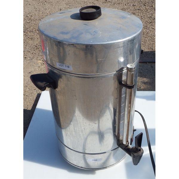 Used - Regal 12-101 Cup Coffee Percolator Urn