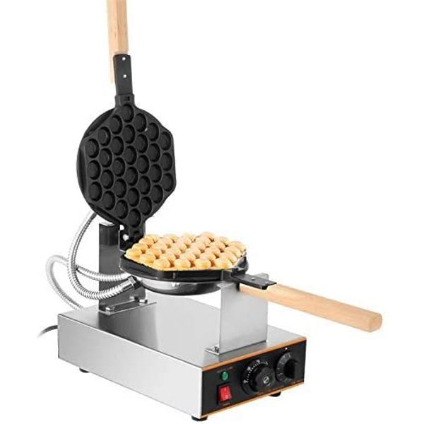 New - Bubble Waffle Cooker, Great for Making Bubble Waffle Cones