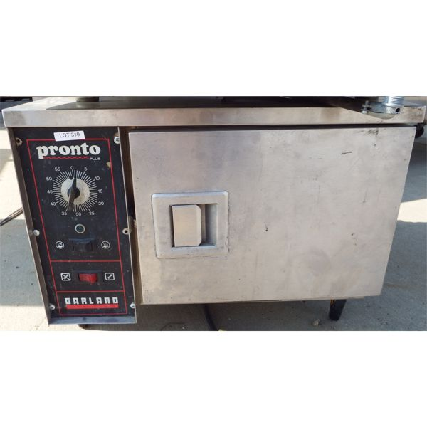 Used - Garland Pronto Plus Electric Pressureless Steamer