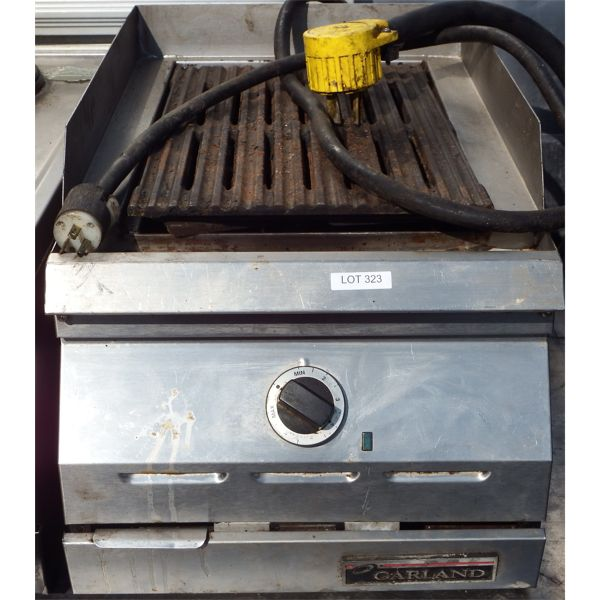 Used - Garland Countertop Grill