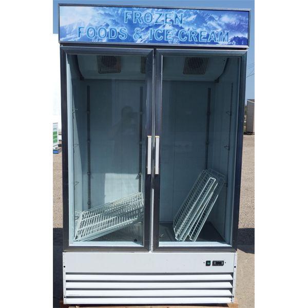Used - 2 Door Freezer As-Is Condition