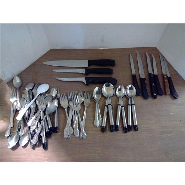 Steak Knives, Kitchen Utensils, Kitchen Knives