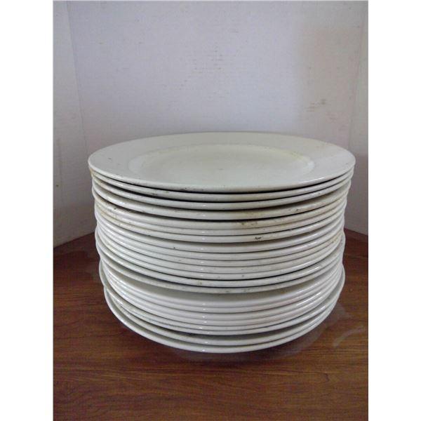 24 Dinner Plates