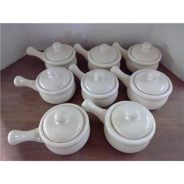 8 Onion Soup Bowls