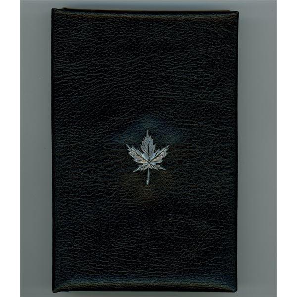 1990 Double Dollar Royal Canadian Mint Proof Set