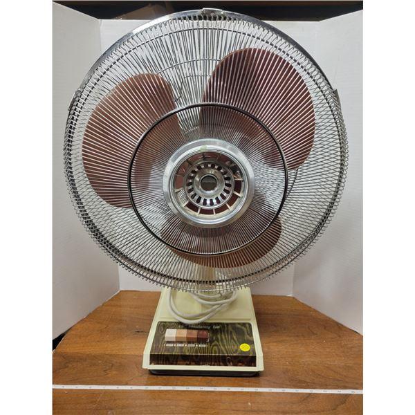 """16"""" electric fan *works*"""