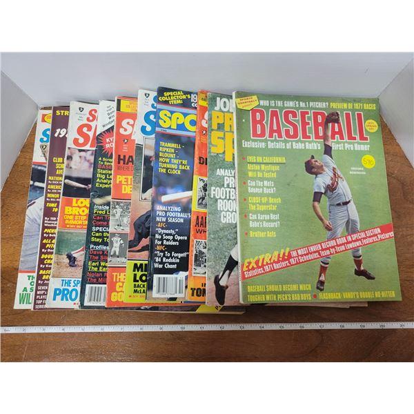 1970's baseball magazines (11)