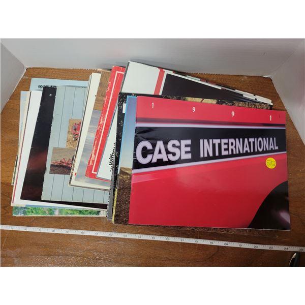 IH & Case IH advertising (older)