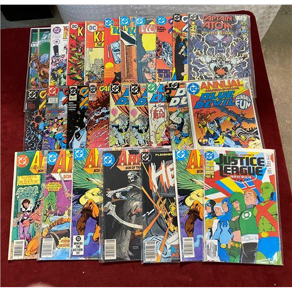 25 DC Comics