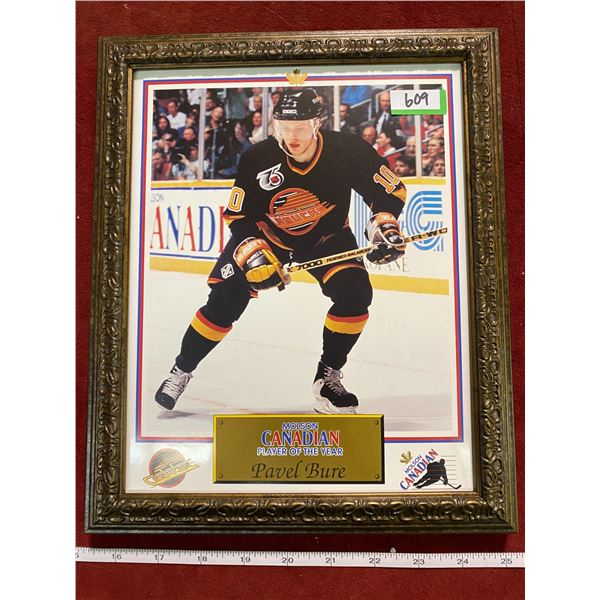 Pavel Bure (Framed Picture)
