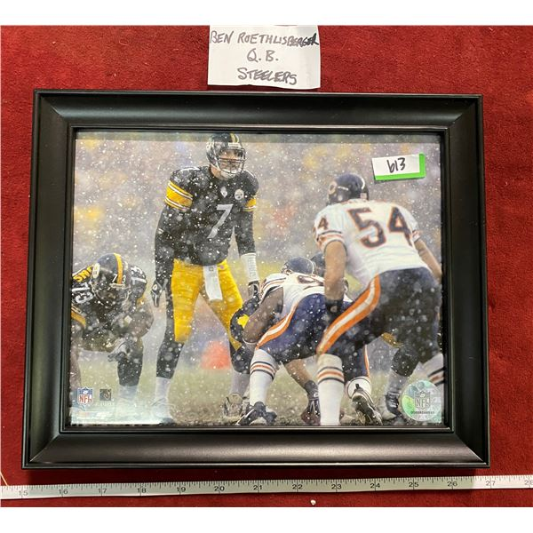 Ben Roethlisberger Q.B Steelers