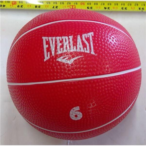 Everlast 6lb Medicine Ball