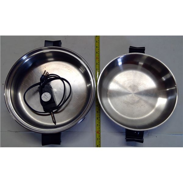 Heavy Electric Frying Pan