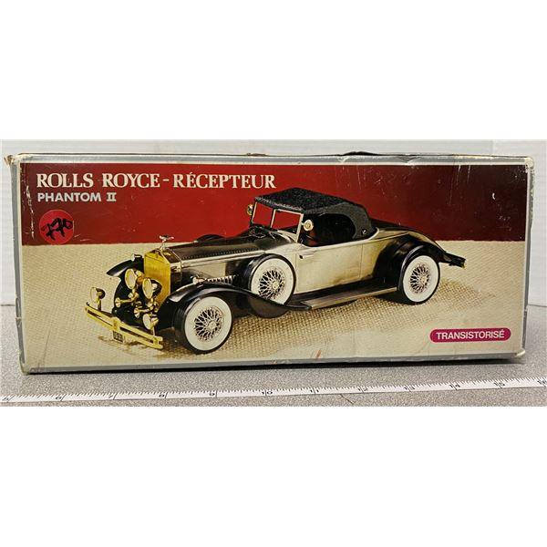 Rolls Royce radio - Simpson-Sears