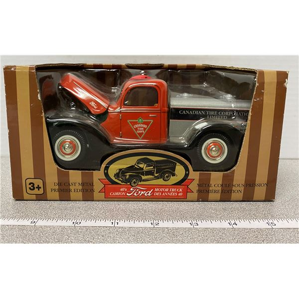 New in box, CT Ford fuel truck 1/24 scale