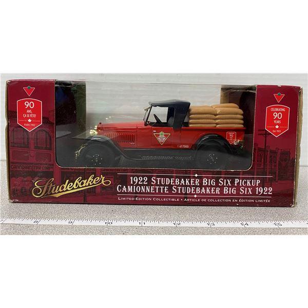 New in box, CT Studebaker truck 1/24 scale