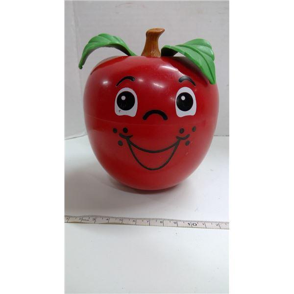 Fisher Price Vintage Apple